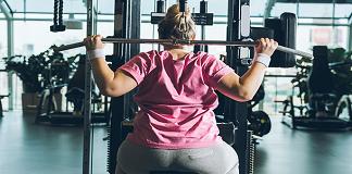 Levantar peso durante una Hora a la semana Reduce el Riesgo de apoplejía Y ataque al Corazón hasta en un 70 por Ciento.